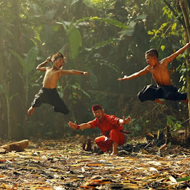 How to find a fighter by Wawan Adi - Sports & Fitness Other Sports
