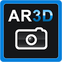 AR caméra 3D icon