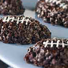 Chocolatey Football Bites