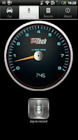 Screenshot of RPM Tachometer & Shift Light
