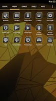 Screenshot of Deus Ex Android Launcher Icons