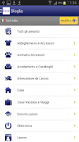 Screenshot of Kijiji.it (Gruppo eBay)