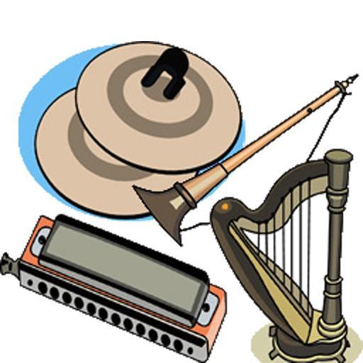 學習英語 - 樂器卡 LOGO-APP點子