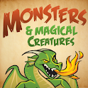 Monsters & Creatures For Kids icon