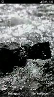 Screenshot of Water 3D. Video Wallpaper
