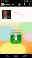 Screenshot of Walkie Talkie - iSharing Talk