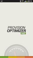 Screenshot of Provision Optimizer Free