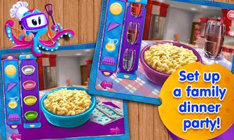 Screenshot of Pasta Crazy Chef
