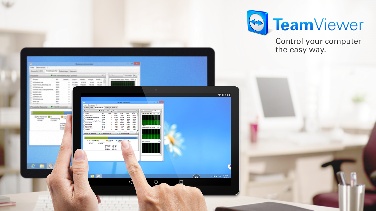 TeamViewer for Remote Control Screendshot 11