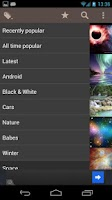 Screenshot of Best Wallpapers & Backgrounds