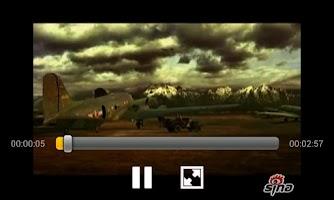 Screenshot of A8 Player ARMv7 Codec