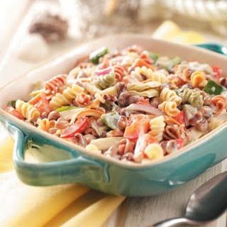 Black Eyed Pea Pasta Salad Recipes