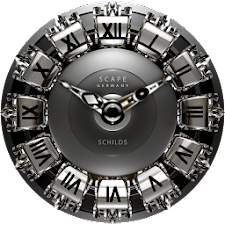 SCHILDS Luxury Clock Widget