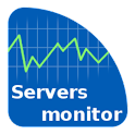 Servers monitor Premium icon