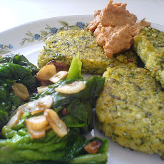 Millet With Spinach and Pine Nuts