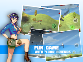 Screenshot of Battle Wings: Multiplayer PvP