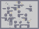 Thumbnail of the map 'angry pointing people'