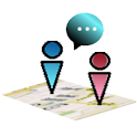 IM Map Navigator – locate & track instant messenger friends on a map