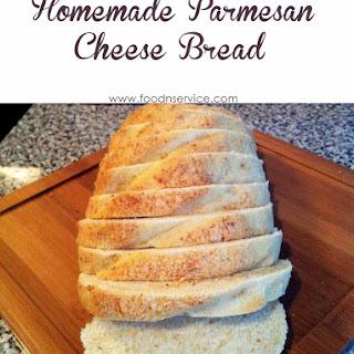Italian Parmesan Bread For Bread Machine Recipes