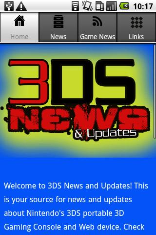 3DS News Updates