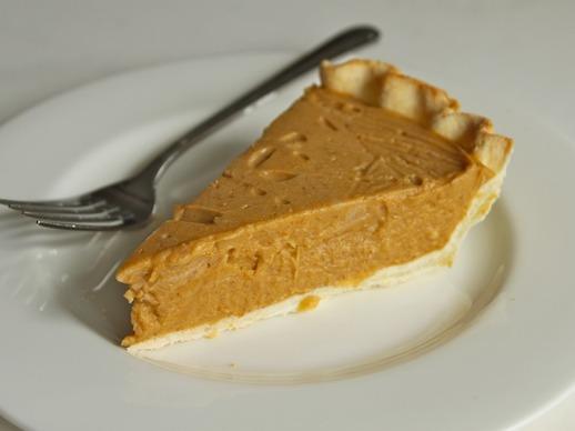 Gluten-Free Tuesday: Dairy-Free, Egg-Free Coconut-Pumpkin Pie Recipe ...