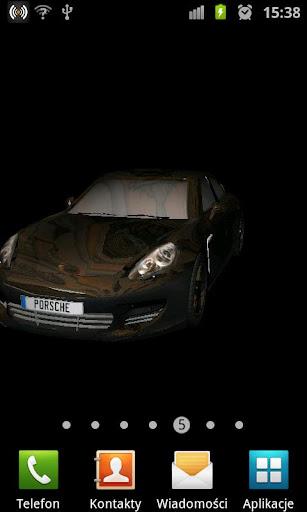 3D Porsche Panamera