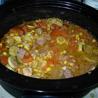 Southwest Garden Stew
