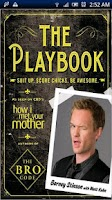 Screenshot of Barney-Stinson Playbook