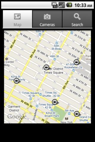 NYC Traffic Cameras