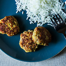 Lemongrass-Ginger Patties