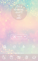 Screenshot of dreamer dodol theme