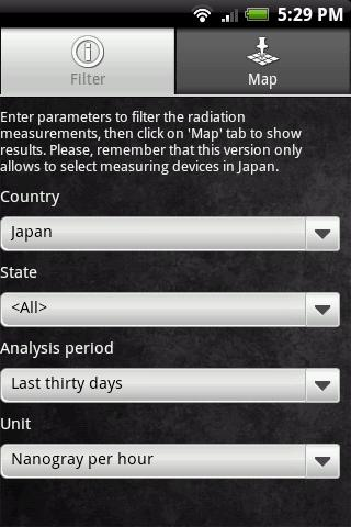 Statistics Radiation Lite