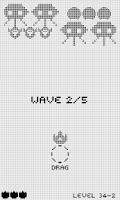 Screenshot of Voxel Invaders (Free)