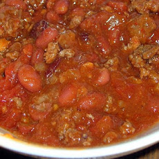 World's Easiest Chili