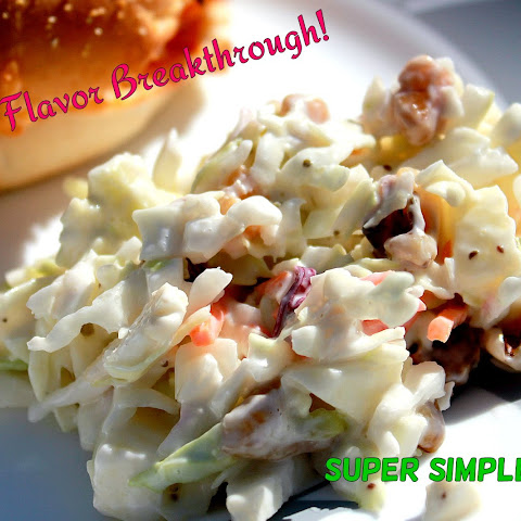 Super Simple Slaw!