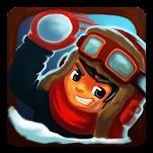 Download Snowdown Clash - Fun Run Crush APK on PC