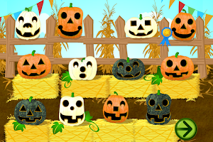 Screenshot of Starfall Pumpkin