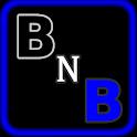 Black-N-Blue Go Launcher Theme
