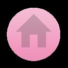 GLX Themes: Simplex Light Pink icon