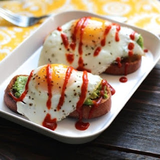 Sriracha Eggs Recipes