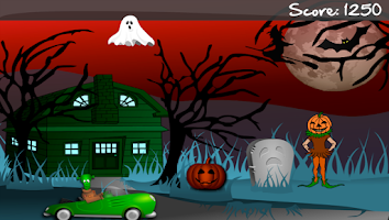 Screenshot of Ghost Smasher
