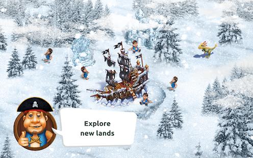 Game The Tribez: Build a Village APK for Windows Phone