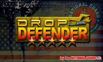Screenshot of Drop Defender