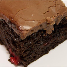 Granny's Chocolate Cherry Cake