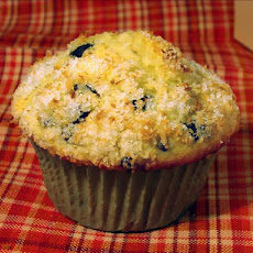 Coconut - Choc chip Muffins