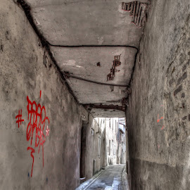 by Christophe Plousey - City,  Street & Park  Street Scenes ( Urban, City, Lifestyle )