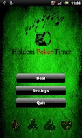Screenshot of Holdem Poker Timer