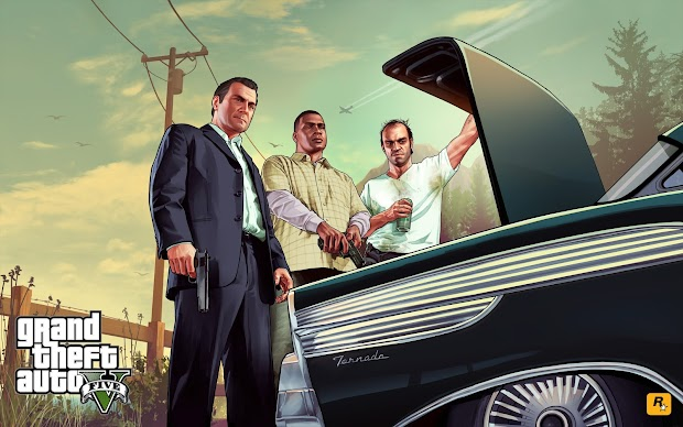 GTA V takes 800 million USD in first 24 hours