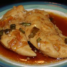 Easy Stovetop Chicken Teriyaki in Orange Ginger Garlic Sauce