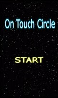 Screenshot of On Touch Circle